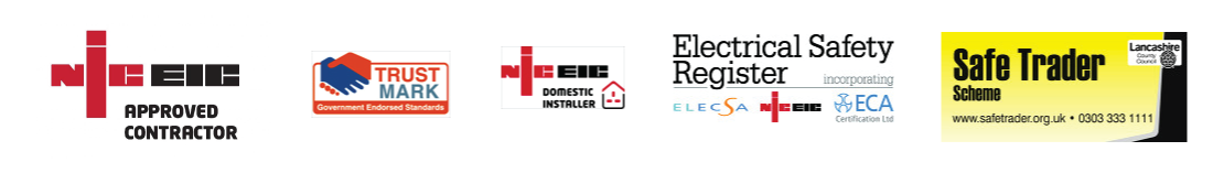 Electricians | Accrington | Blackburn | Clitheroe Contact Us